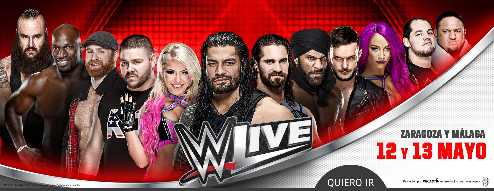 WWE 2018 Próximamente a la venta