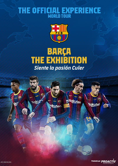 Barça The Exhibition