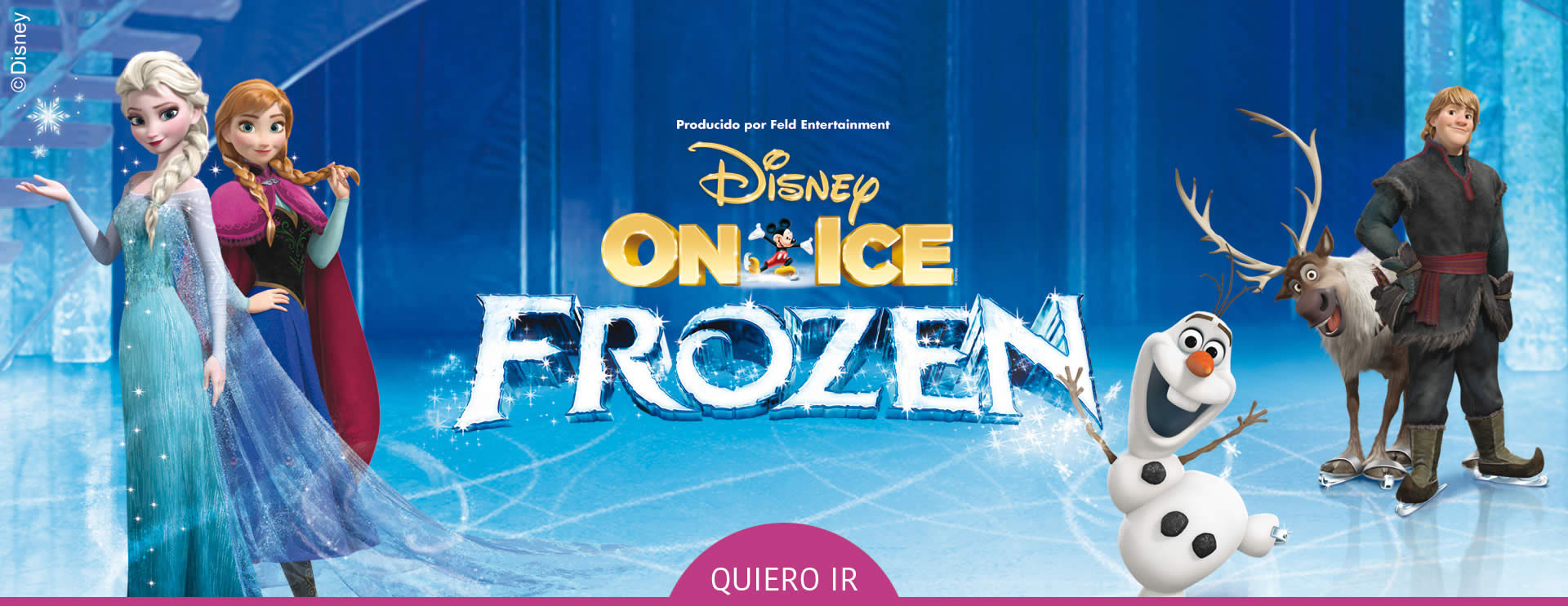 Disney on Ice 2017 - Frozen