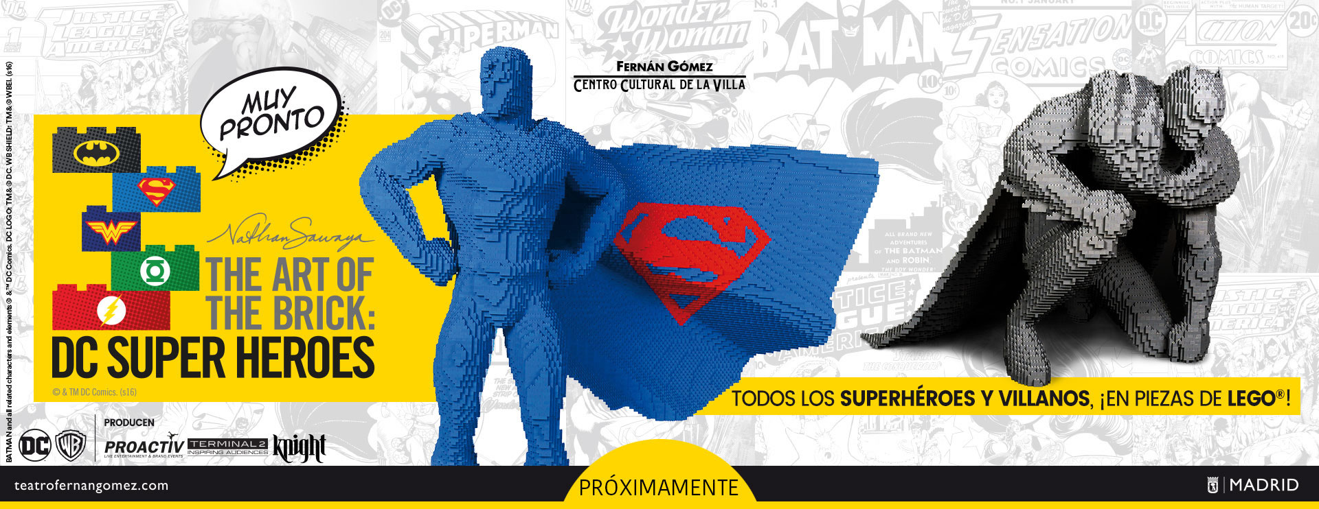 TAOTB - DC Super Heroes
