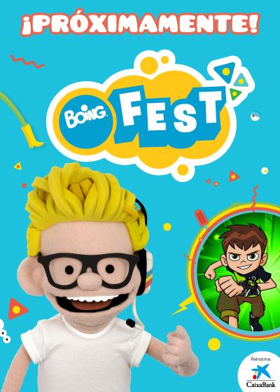 BoingFest Diversión en familia