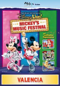 ¡Disney Live!