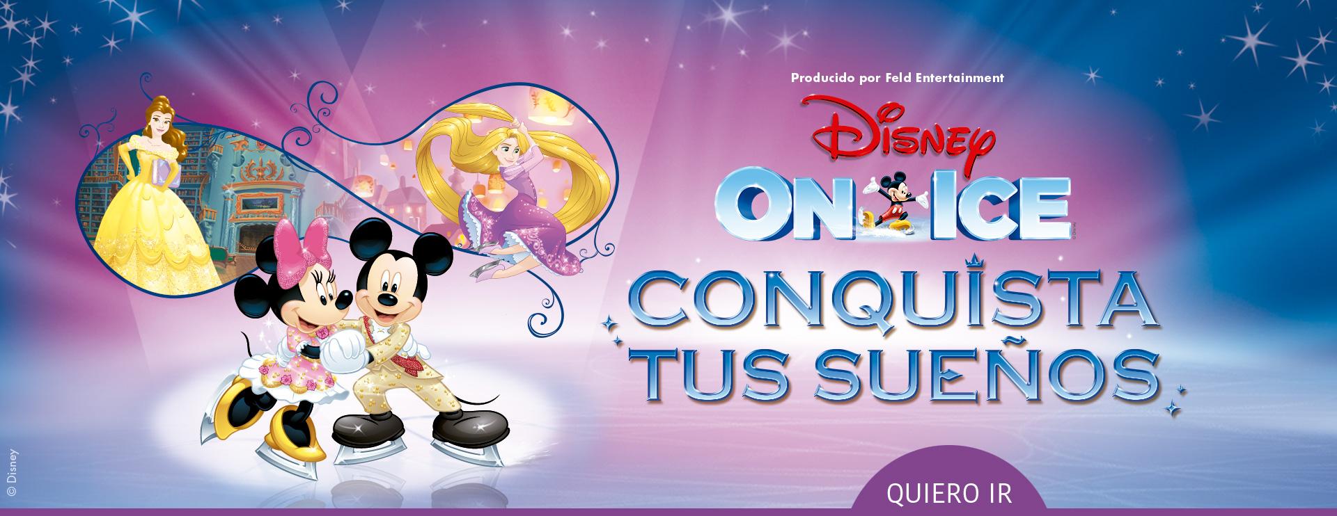 Disney on Ice - Conquista tus sueños