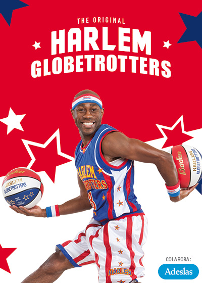 Harlem Globetrotters 2018