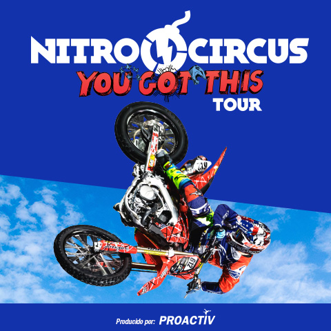 NITRO CIRCUS - YOU GOT THIS